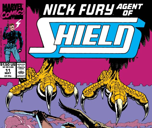 Nick Fury, Agent of Shield (1989) #11