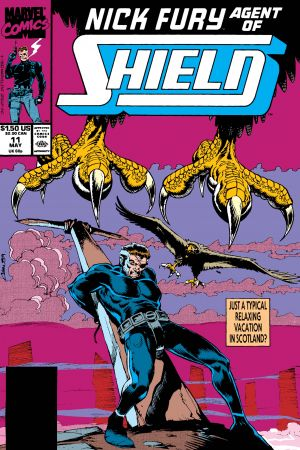 Nick Fury, Agent of S.H.I.E.L.D. #11
