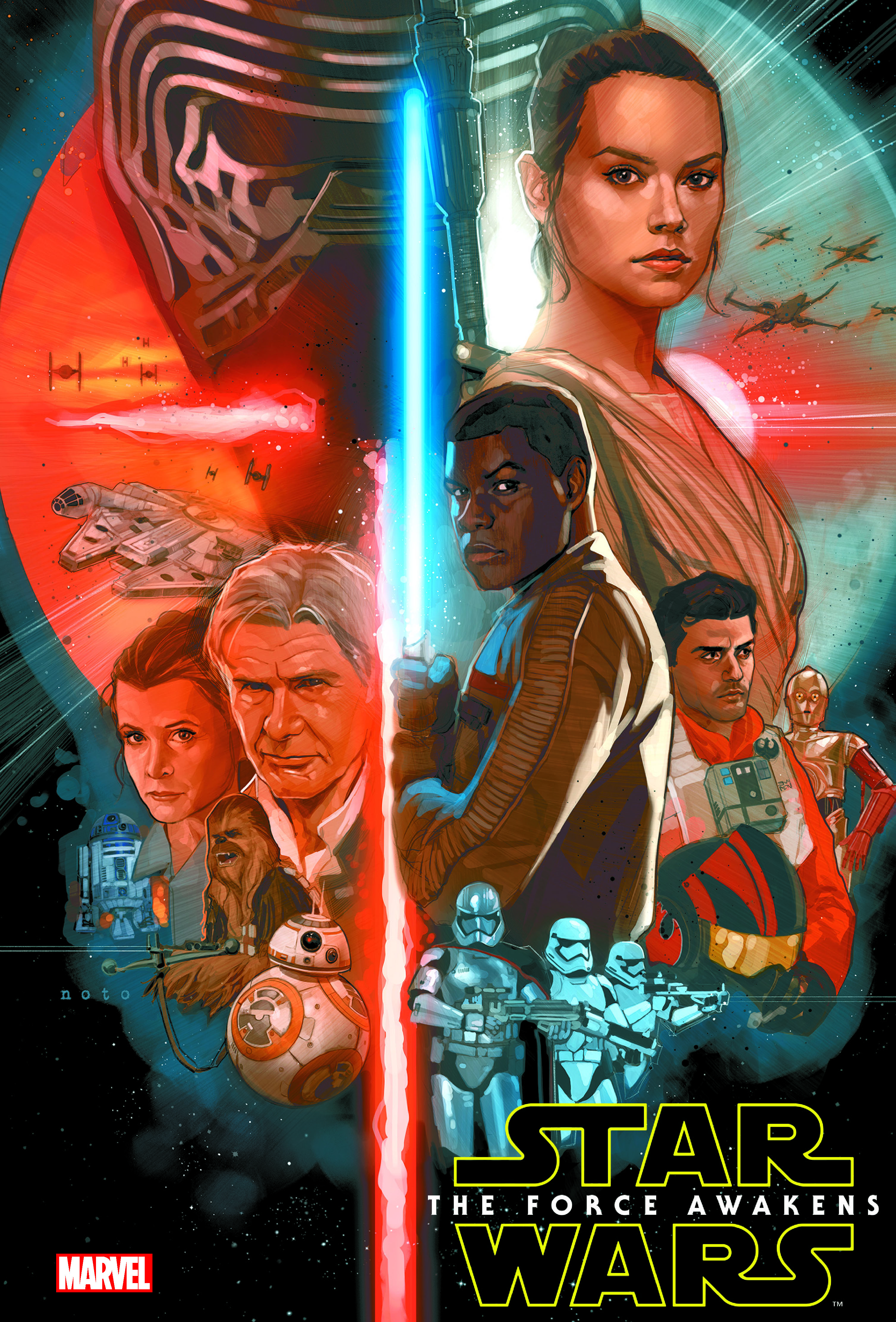 Star Wars: The Force Awakens Adaptation (Hardcover)