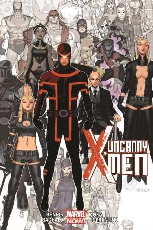 Uncanny X-Men Vol. 2 (Hardcover)