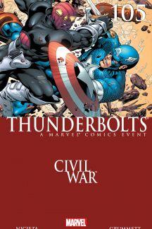 Thunderbolts (2006) #105