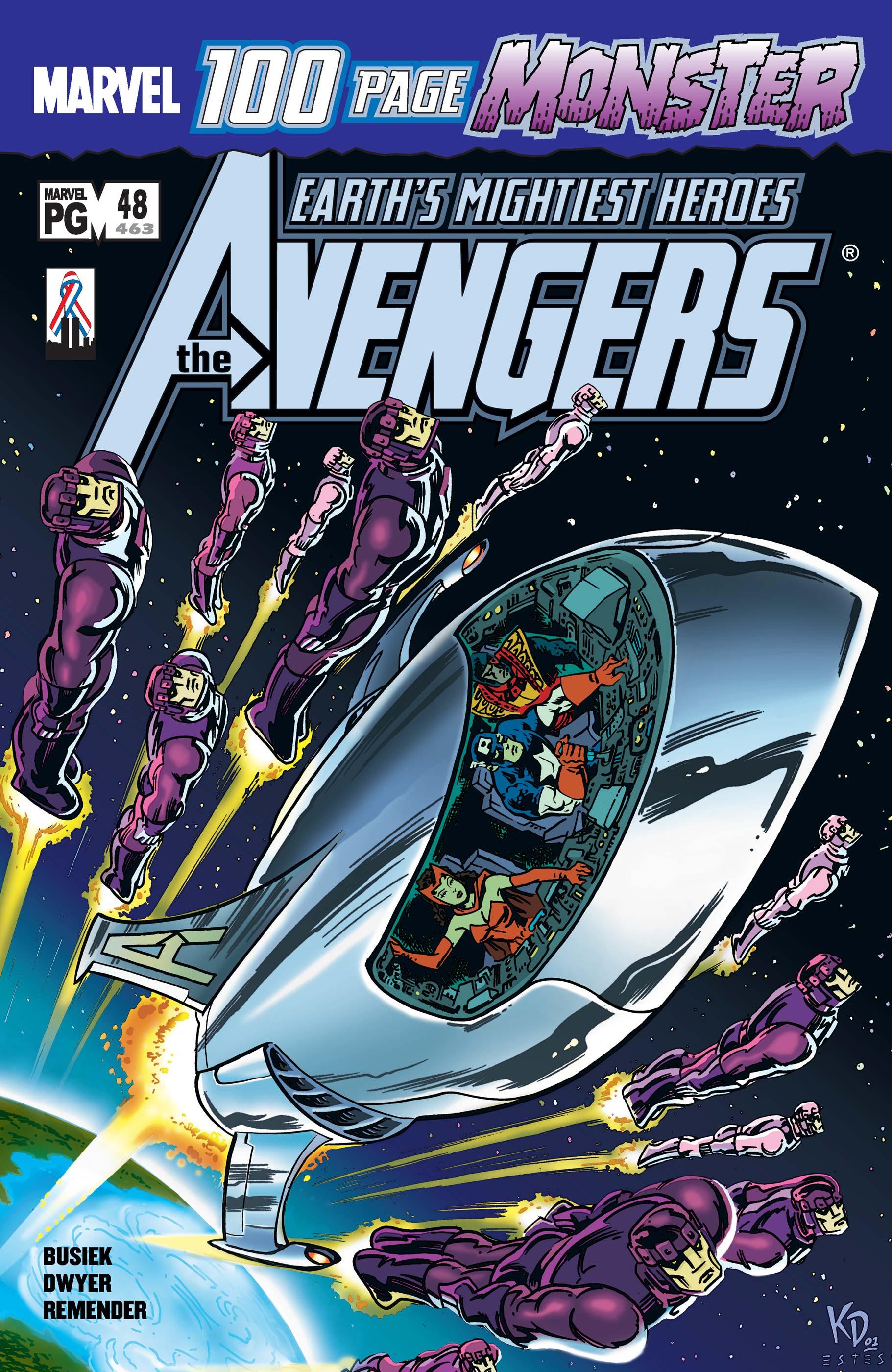 Avengers (1998) #48
