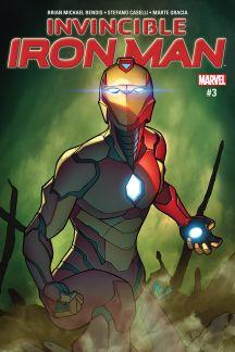 Invincible Iron Man (2016) #3