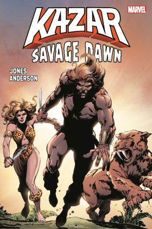 Ka-Zar: Savage Dawn (Trade Paperback)