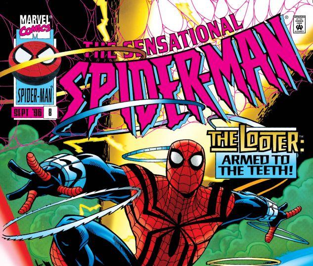 Cover to Sensational Spider-Man (1996) #8