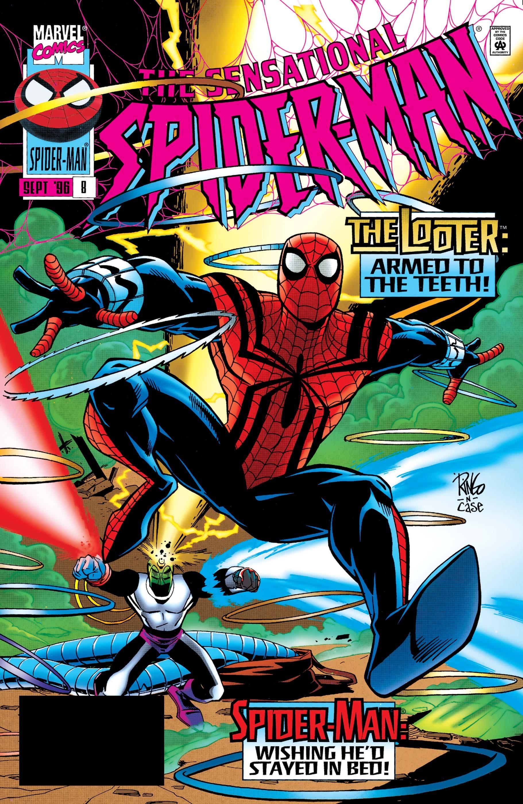 Sensational Spider-Man (1996) #8