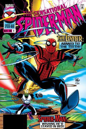 Sensational Spider-Man #8