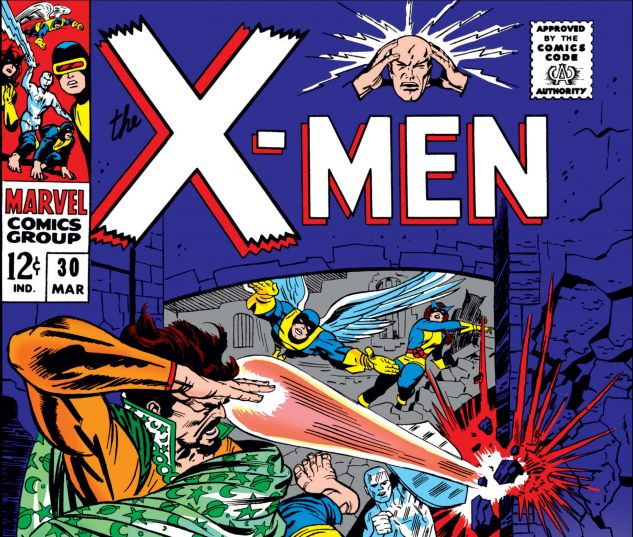 Uncanny X-Men (1963) #30