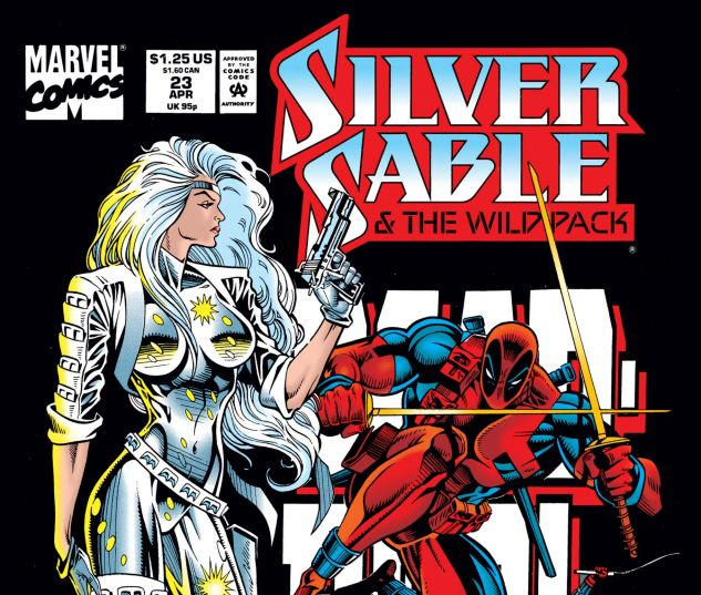 Silver Sable & the Wild Pack (1992) #23