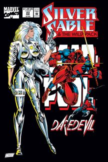 Silver Sable & the Wild Pack #23
