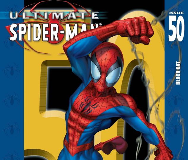 ULTIMATE SPIDER-MAN (2000) #50