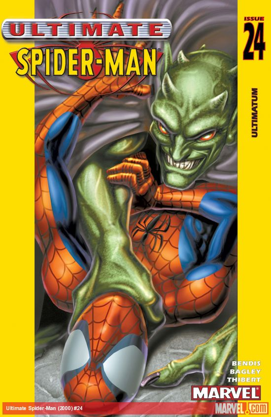 Ultimate Spider-Man (2000) #24