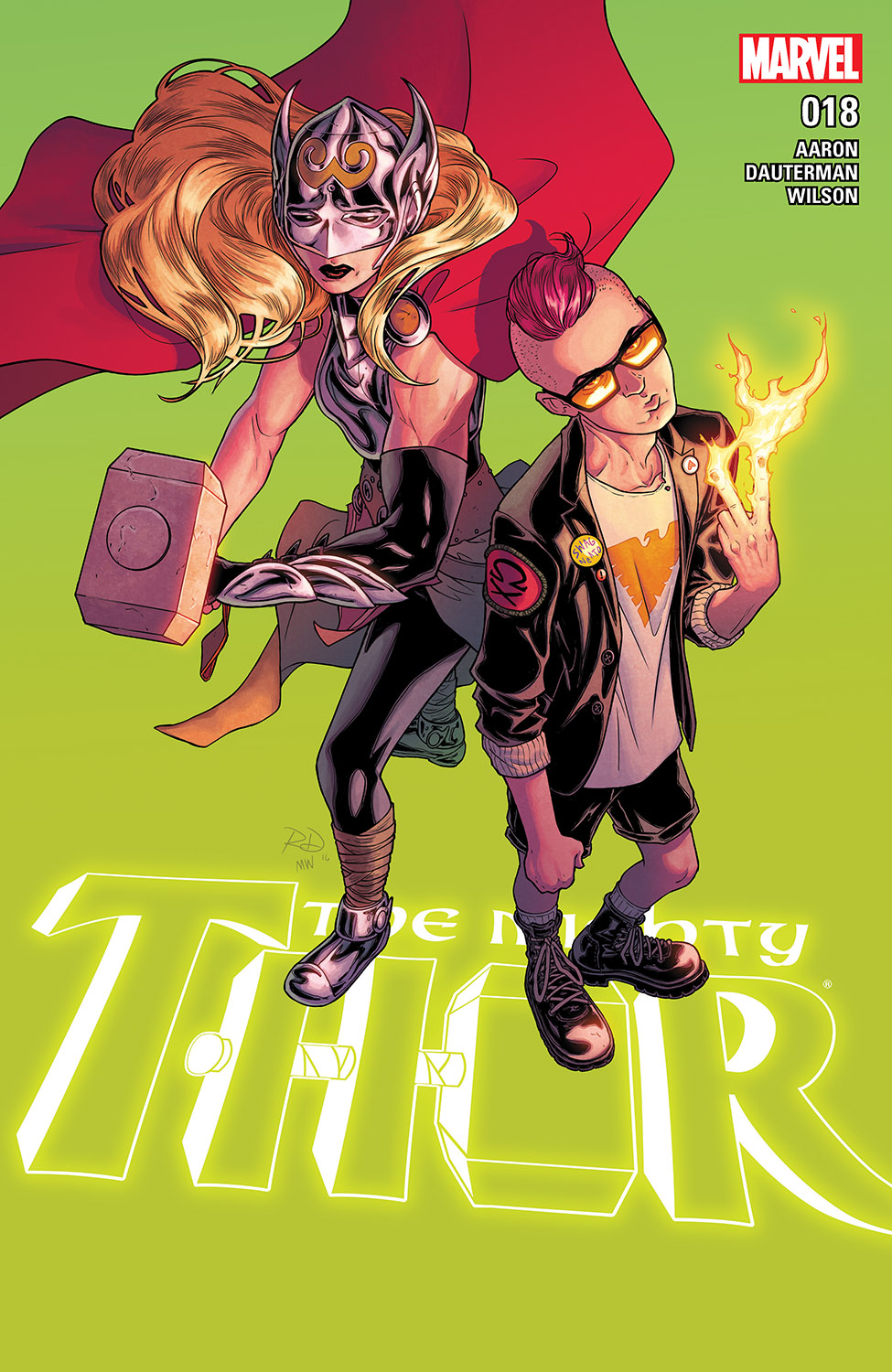 Mighty Thor (2015) #18