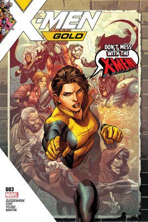 X-Men: Gold (2017) #3