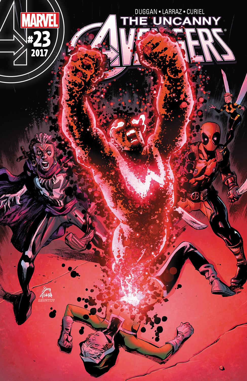 Uncanny Avengers (2015) #23