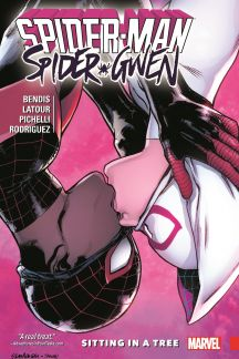 Spider-Man/Spider-Gwen: Sitting In a Tree (Trade Paperback)
