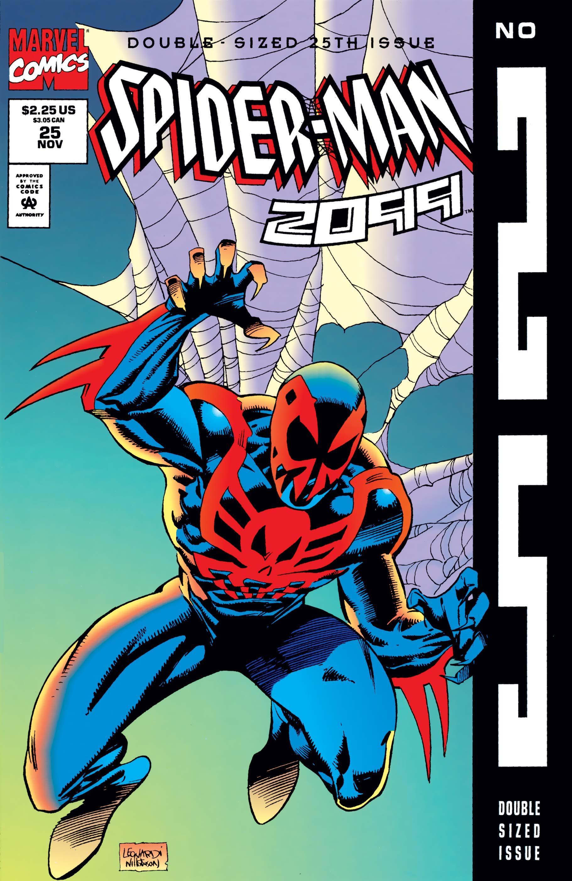 Spider-Man 2099 (1992) #25