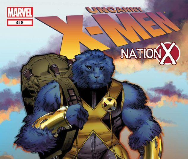 Uncanny X-Men (1963) #519