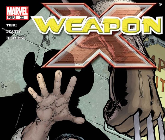 WEAPON X (2002) #22