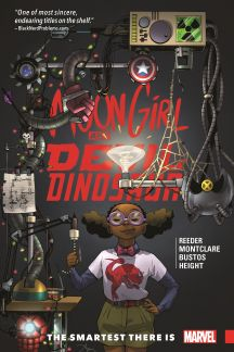 Moon Girl and Devil Dinosaur Vol. 3: The Smartest There Is (Trade Paperback)