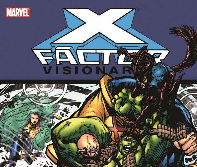 X-Factor 76-78 and Incredible Hulk 390-392