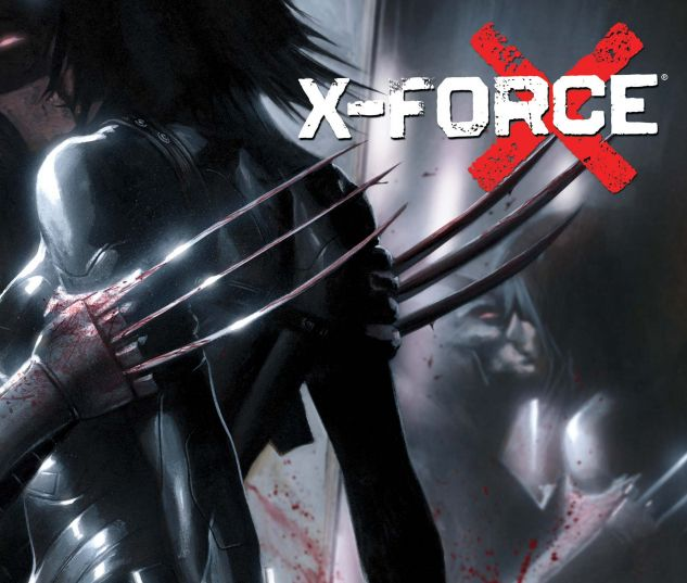 X-Force: Sex and Violence (2010) #1