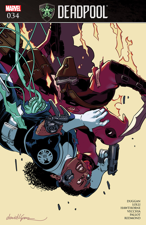 Deadpool (2015) #34
