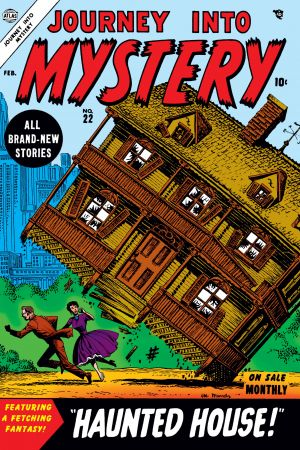 Journey Into Mystery (1952) #22
