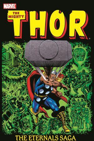Thor: The Eternals Saga Vol. 2 (Trade Paperback)