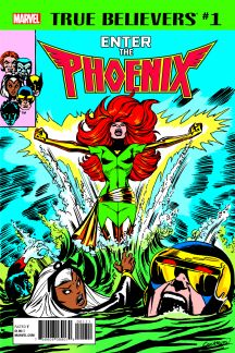 True Believers: Enter - The Phoenix! (2017) #1