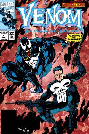 Venom: Funeral Pyre (1993) #1