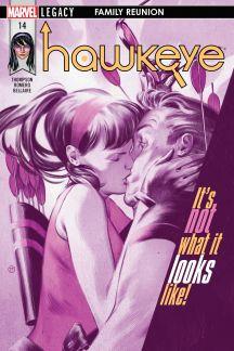 Hawkeye #14