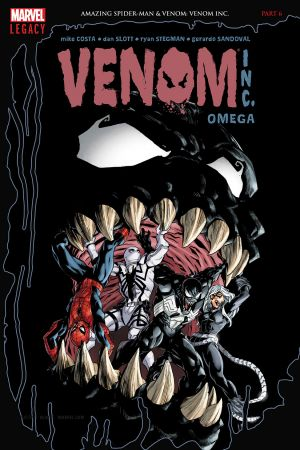 Amazing Spider-Man: Venom Inc. Omega #1
