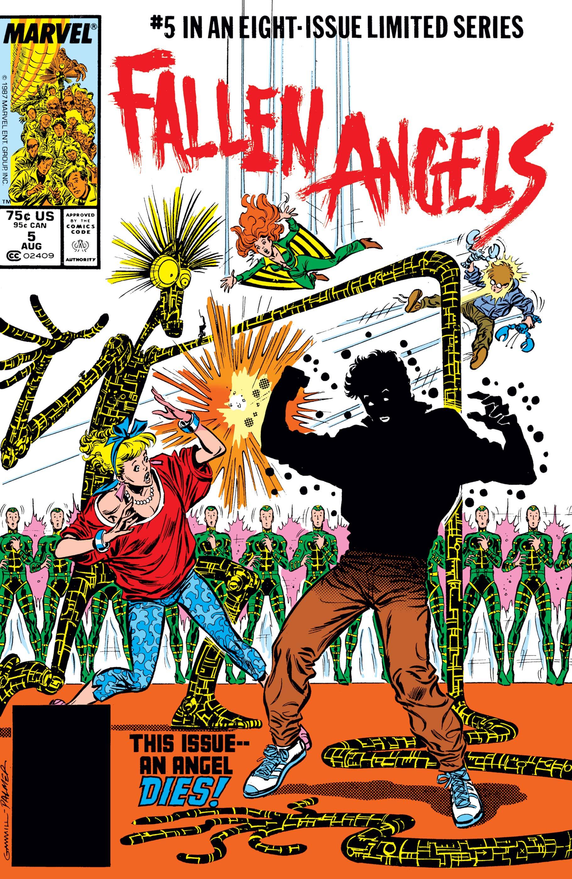 Fallen Angels (1987) #5