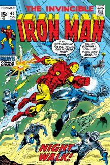 Iron Man (1968) #40