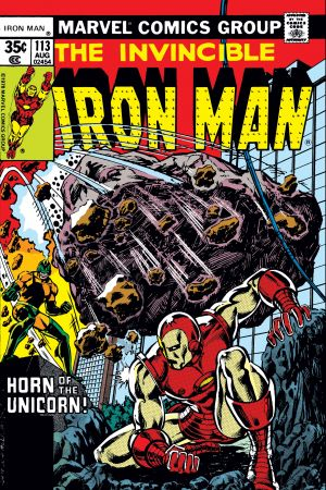 Iron Man #113