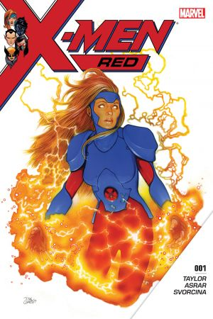 X-Men: Red (2018) #1