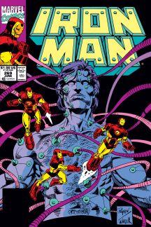 Iron Man #269