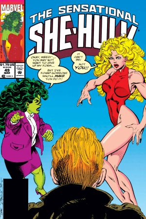 Sensational She-Hulk (1989) #49