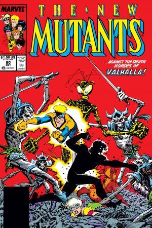New Mutants (1983) #80