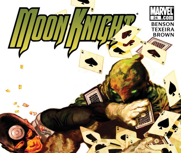 Moon Knight (2006) #24