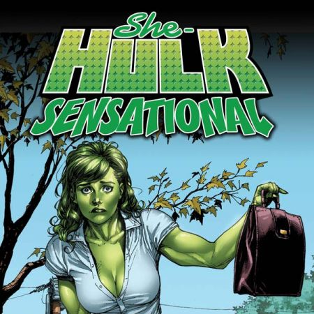 She-Hulk Sensational