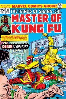 Master of Kung Fu #28