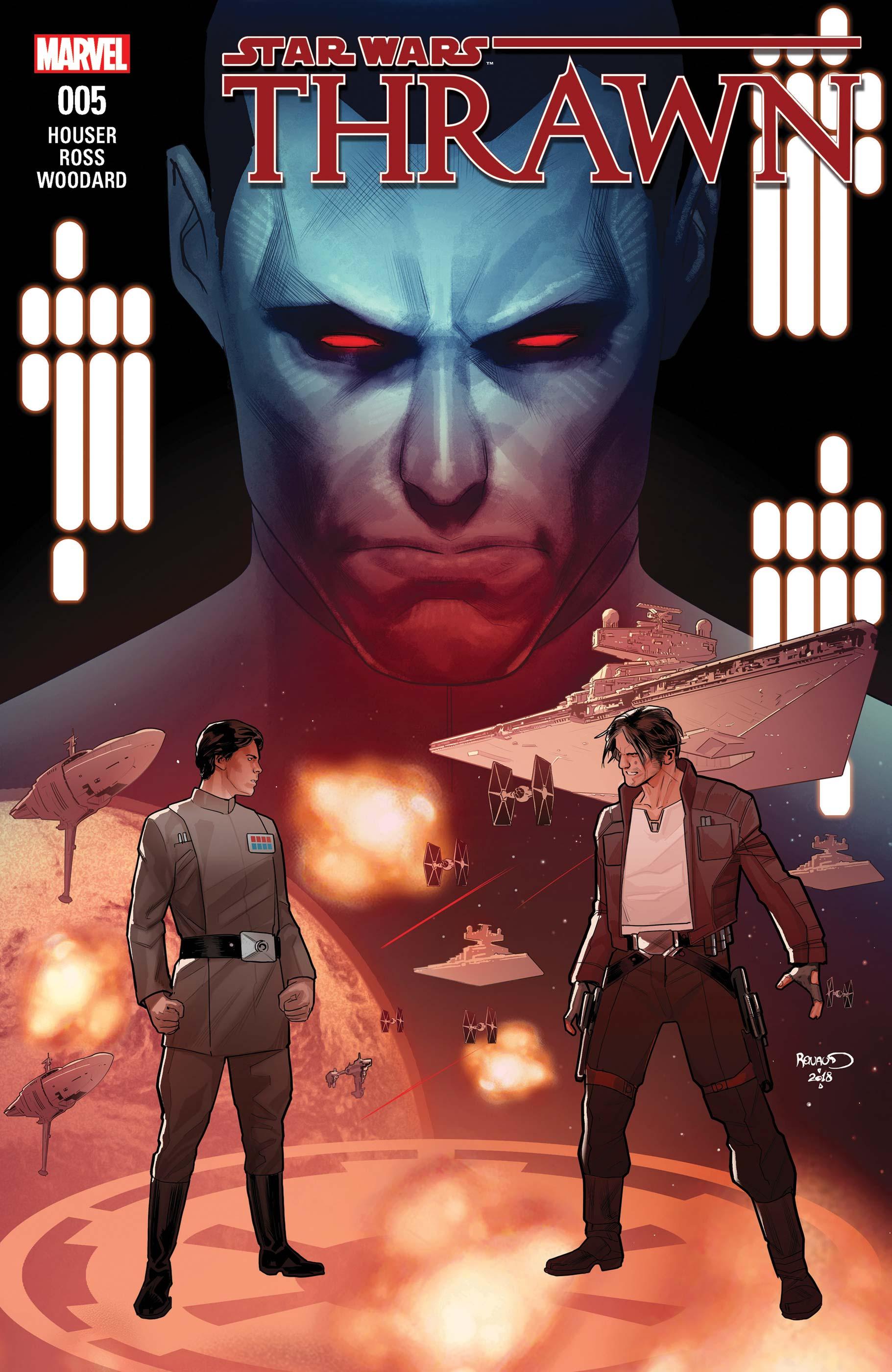 Star Wars: Thrawn (2018) #5