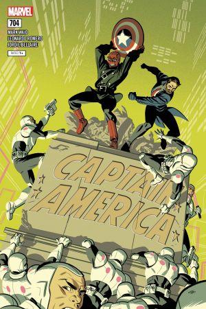 Captain America #704