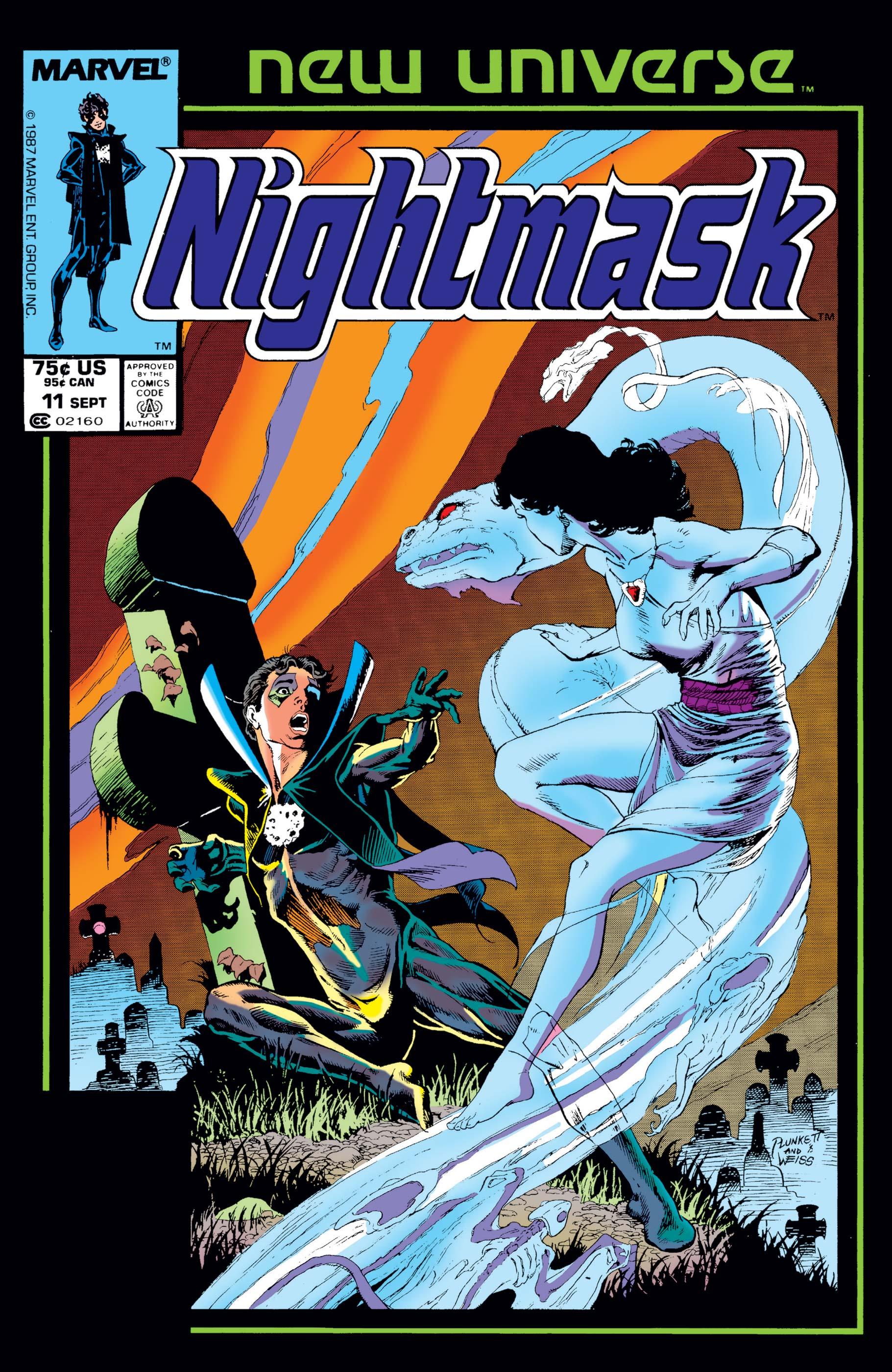 Nightmask (1986) #11
