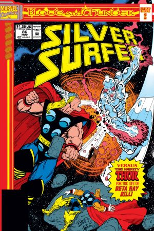 Silver Surfer #86