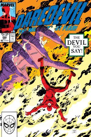 Daredevil (1964) #266