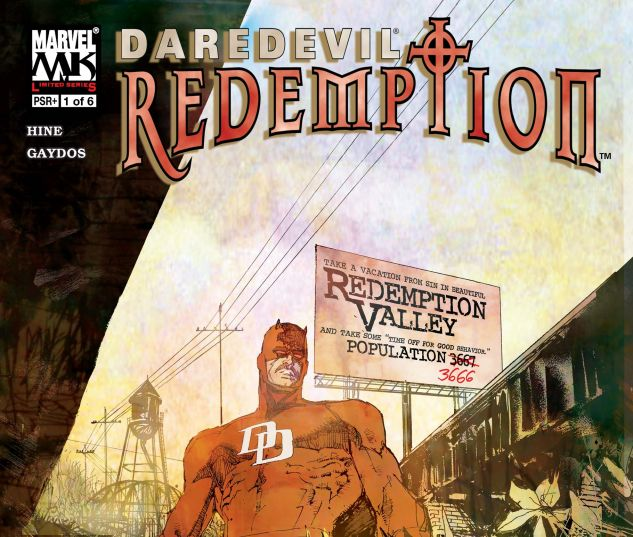 Daredevil: Redemption (2005) #1