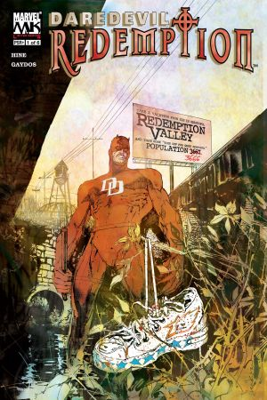 Daredevil: Redemption #1